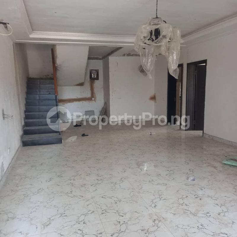 4 bedroom Semi Detached Duplex House for sale Millenuim/UPS Gbagada Lagos - 1