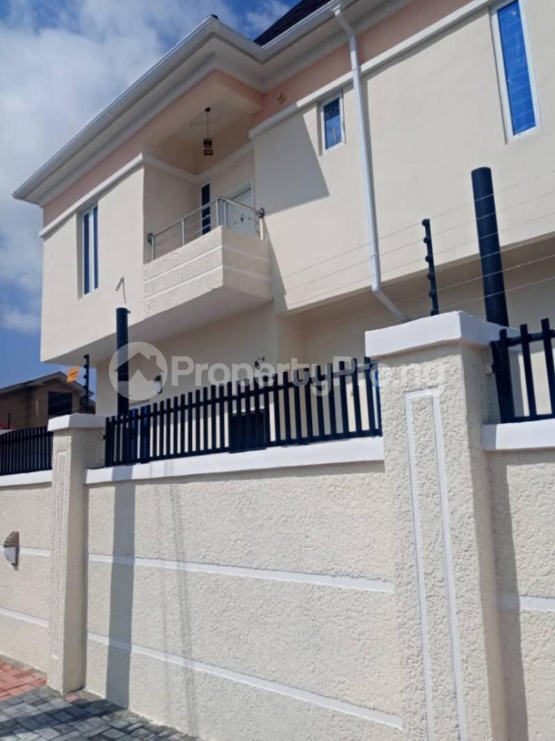 4 bedroom Semi Detached Duplex for sale Victory Estate Ajah Off Lekki-Epe Expressway Ajah Lagos - 0