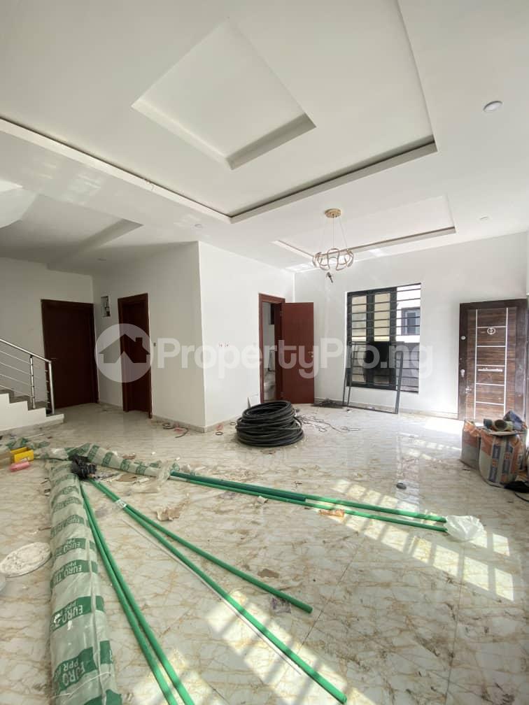 4 bedroom Semi Detached Duplex House for sale Second Toll Gate chevron Lekki Lagos - 6