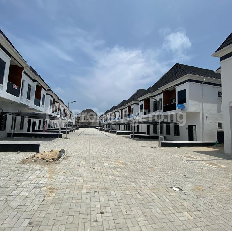 4 bedroom Semi Detached Duplex House for rent Orchid road chevron Lekki Lagos - 0