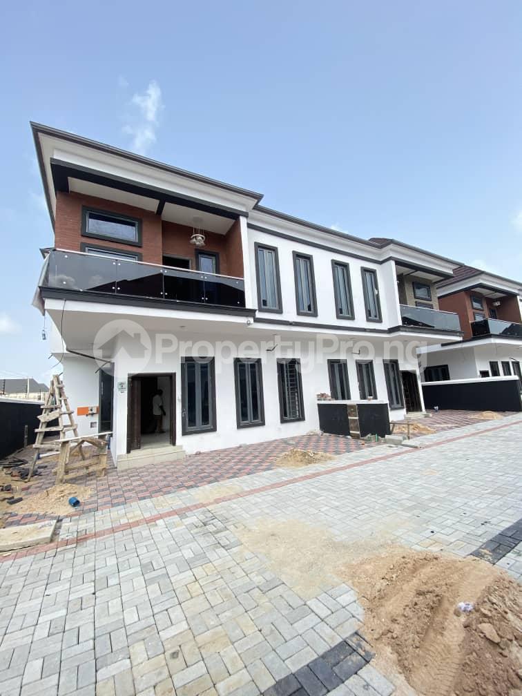4 bedroom Semi Detached Duplex House for sale Second Toll Gate chevron Lekki Lagos - 0