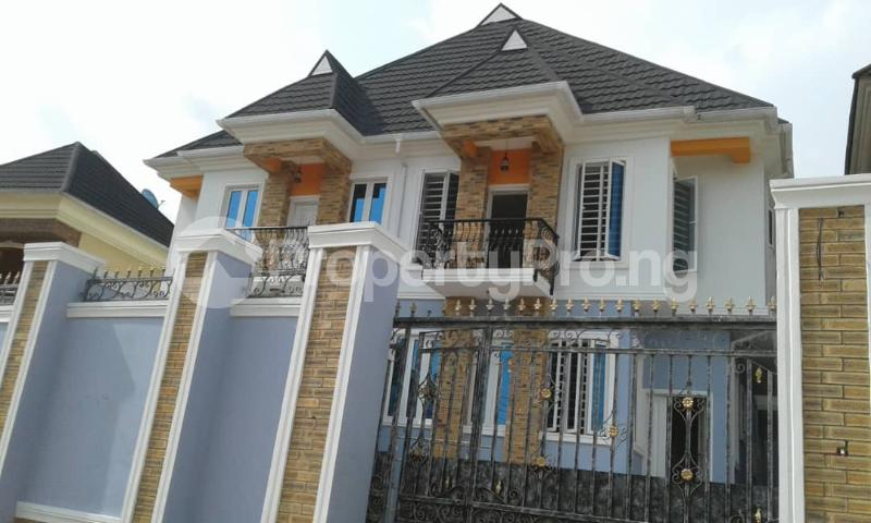 4 bedroom Semi Detached Duplex House for sale Omole phase 2 extension Omole phase 2 Ojodu Lagos - 1