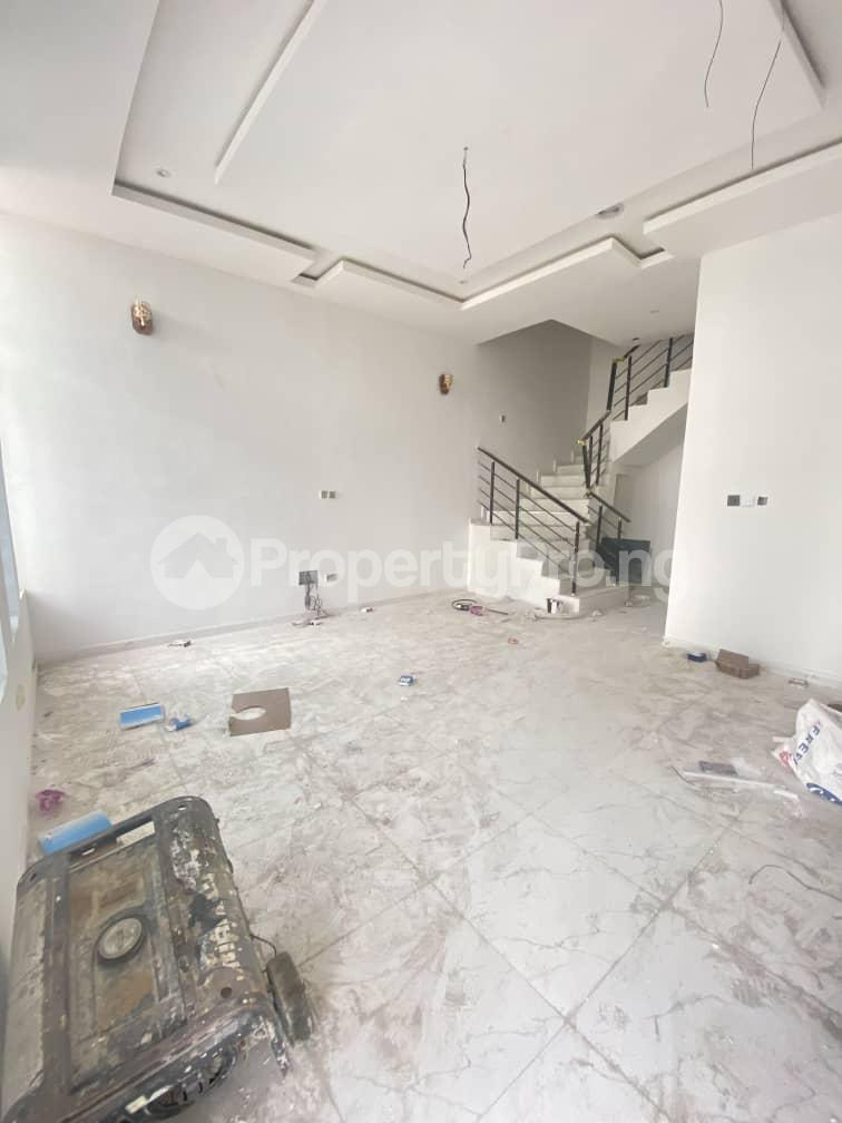 4 bedroom Semi Detached Duplex House for rent Chevron alternative chevron Lekki Lagos - 3
