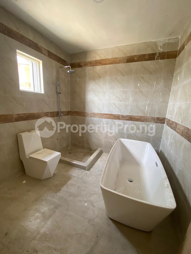 Semi Detached Duplex House for sale Jakande Lekki Lagos - 5