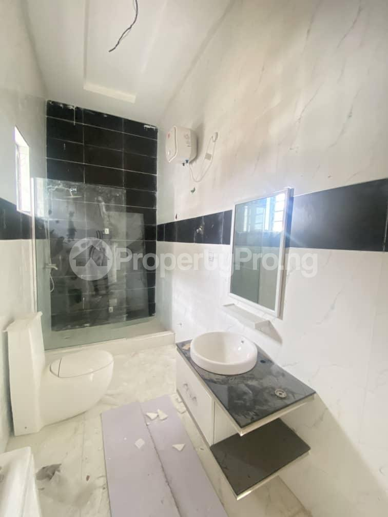 4 bedroom Semi Detached Duplex House for rent Chevron alternative chevron Lekki Lagos - 8