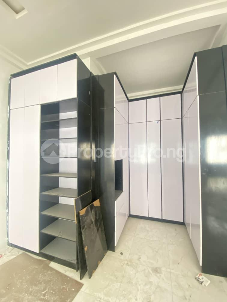 4 bedroom Semi Detached Duplex House for rent Chevron alternative chevron Lekki Lagos - 9