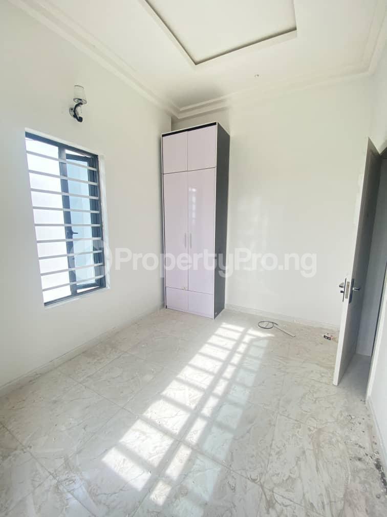 4 bedroom Semi Detached Duplex House for rent Chevron alternative chevron Lekki Lagos - 5