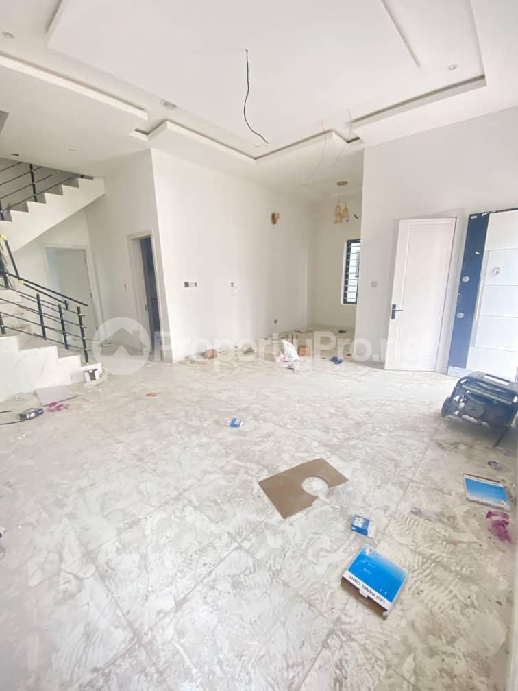 4 bedroom Semi Detached Duplex House for rent Chevron alternative chevron Lekki Lagos - 1