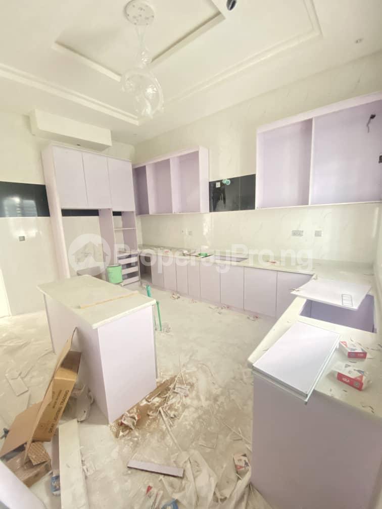 4 bedroom Semi Detached Duplex House for rent Chevron alternative chevron Lekki Lagos - 12