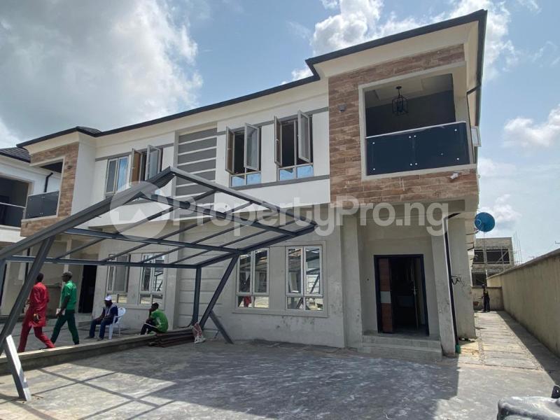 Semi Detached Duplex House for sale Jakande Lekki Lagos - 3
