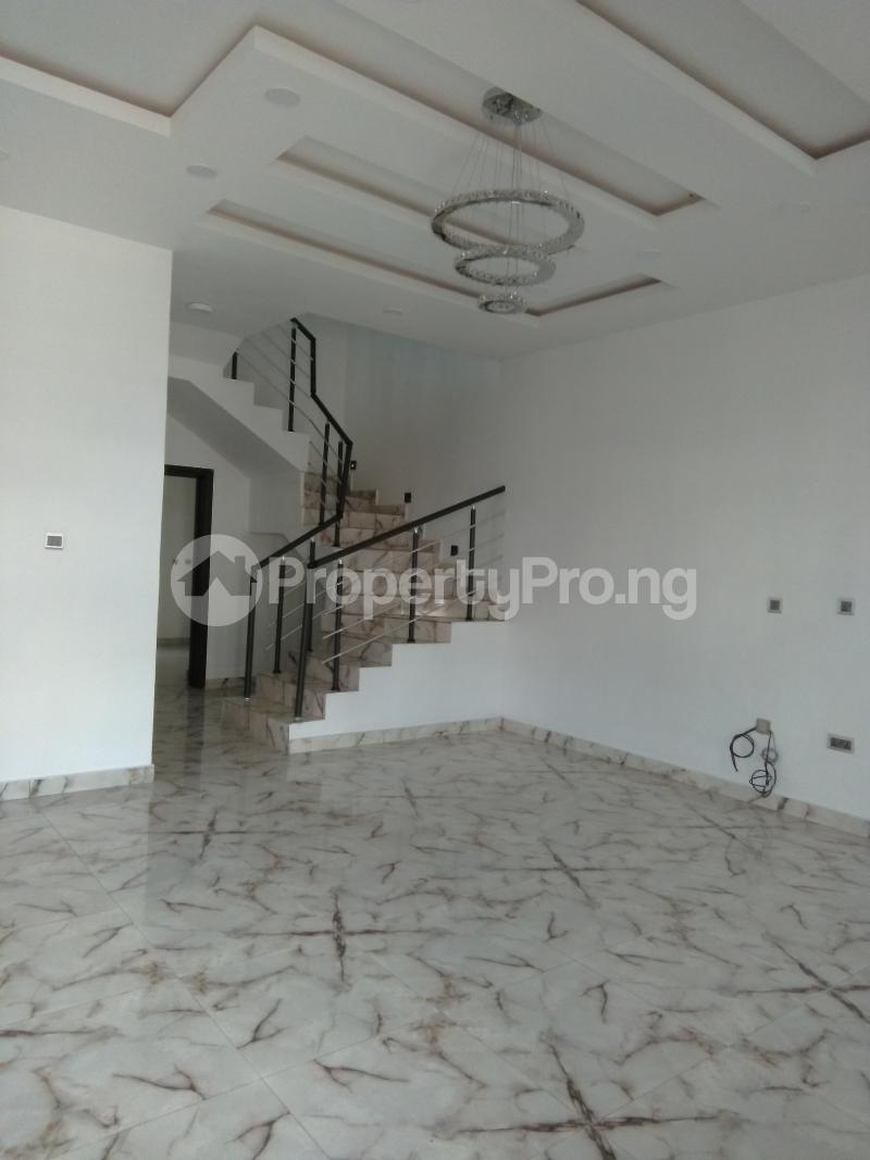 4 bedroom Semi Detached Duplex for sale Lekki Palm City Estate Ado Ajah Lagos - 4