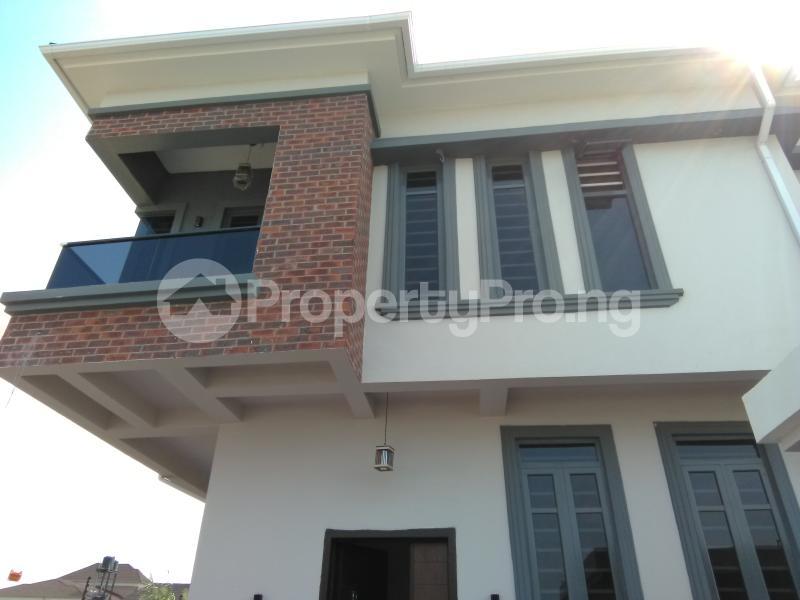 4 bedroom Semi Detached Duplex for sale Lekki Palm City Estate Ado Ajah Lagos - 3