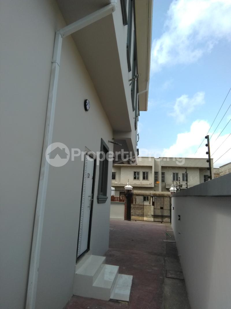 4 bedroom Semi Detached Duplex for sale Lekki Palm City Estate Ado Ajah Lagos - 1