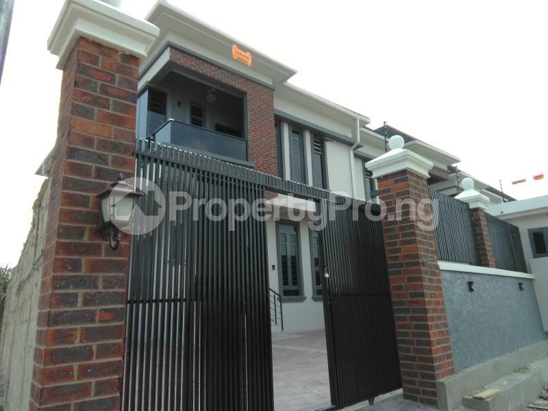 4 bedroom Semi Detached Duplex for sale Lekki Palm City Estate Ado Ajah Lagos - 0