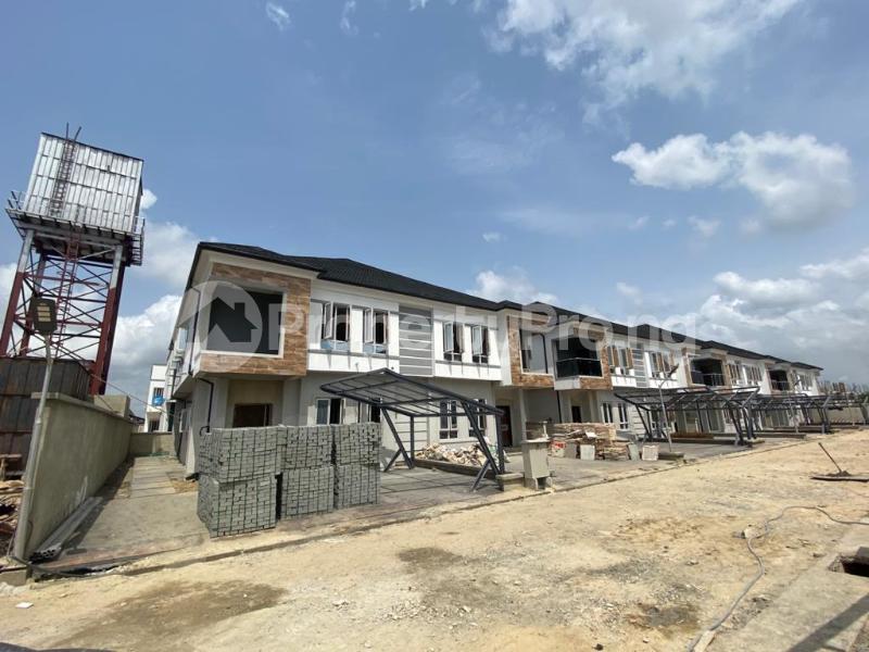 Semi Detached Duplex House for sale Jakande Lekki Lagos - 1