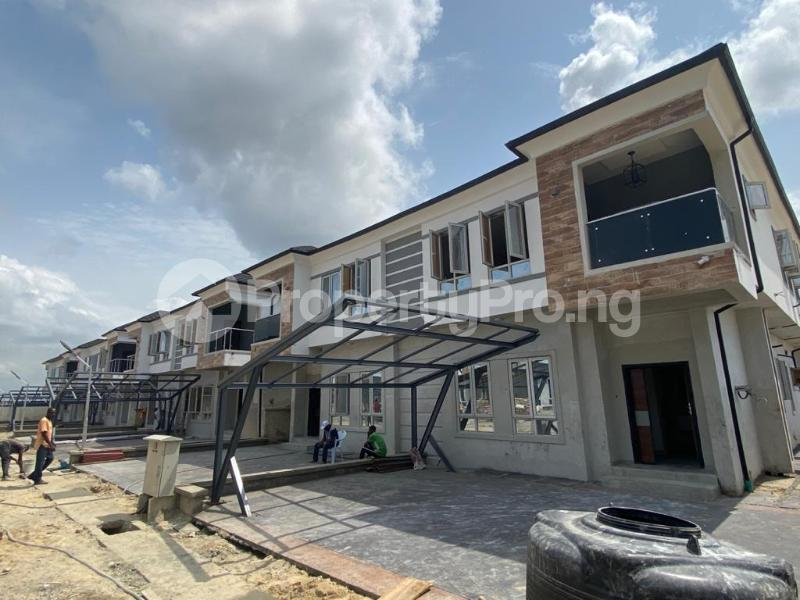 Semi Detached Duplex House for sale Jakande Lekki Lagos - 2