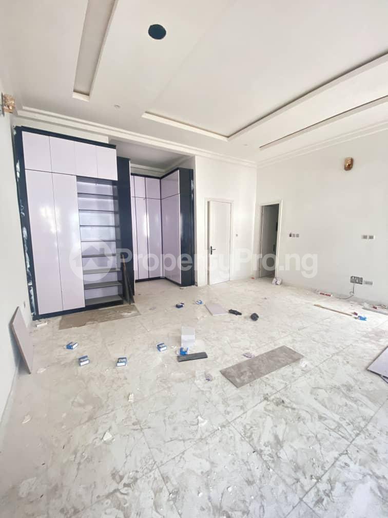 4 bedroom Semi Detached Duplex House for rent Chevron alternative chevron Lekki Lagos - 6