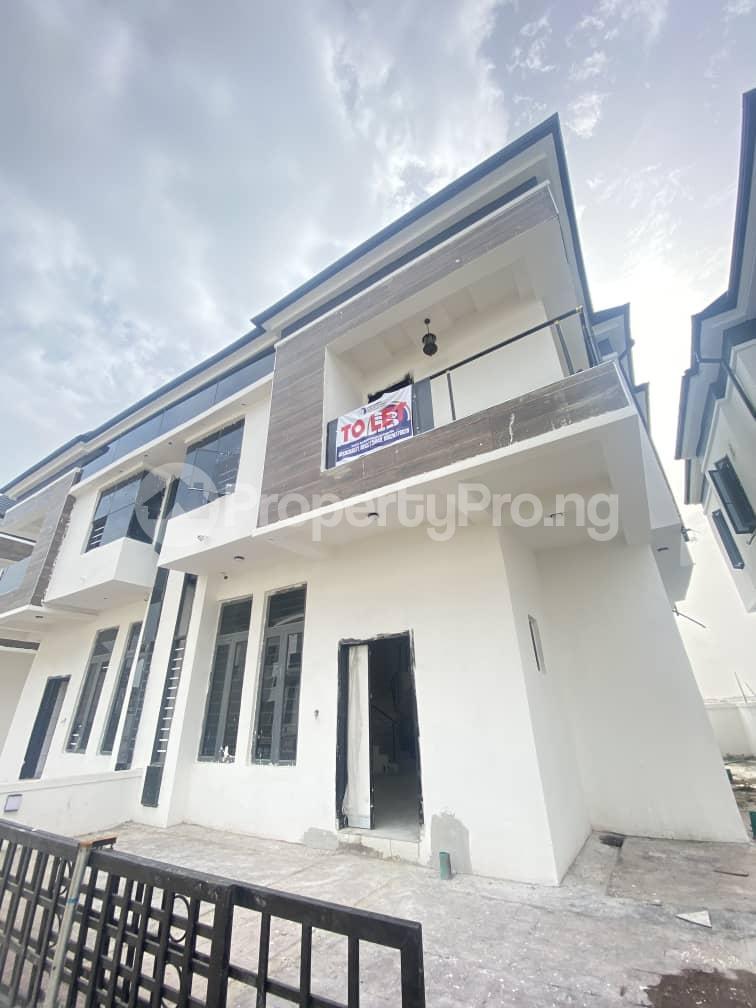 4 bedroom Semi Detached Duplex House for rent Chevron alternative chevron Lekki Lagos - 0