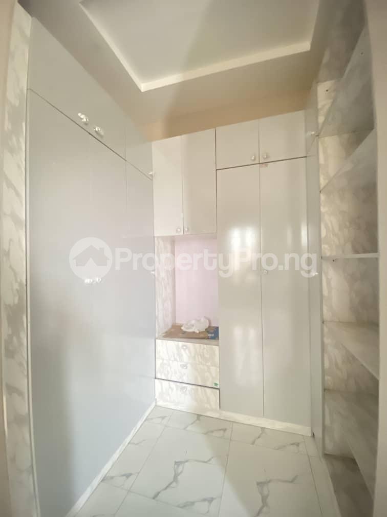 4 bedroom Semi Detached Duplex House for sale Ikota Lekki Lagos - 5