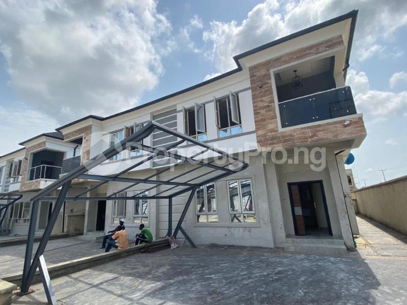 Semi Detached Duplex House for sale Jakande Lekki Lagos - 21