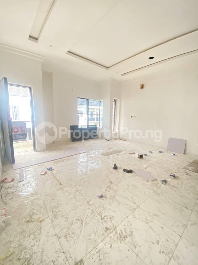 4 bedroom Semi Detached Duplex House for rent Chevron alternative chevron Lekki Lagos - 10