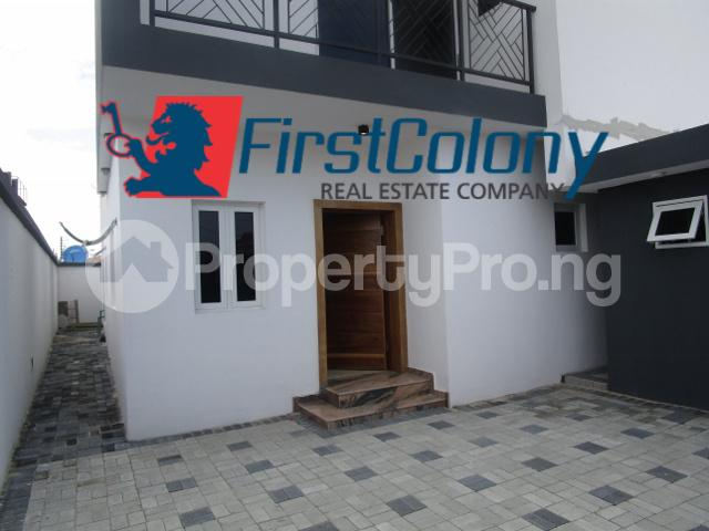 4 bedroom Semi Detached Duplex House for sale Close to Friends' Colony Estate, Ajiran Agungi Lekki Lagos - 4