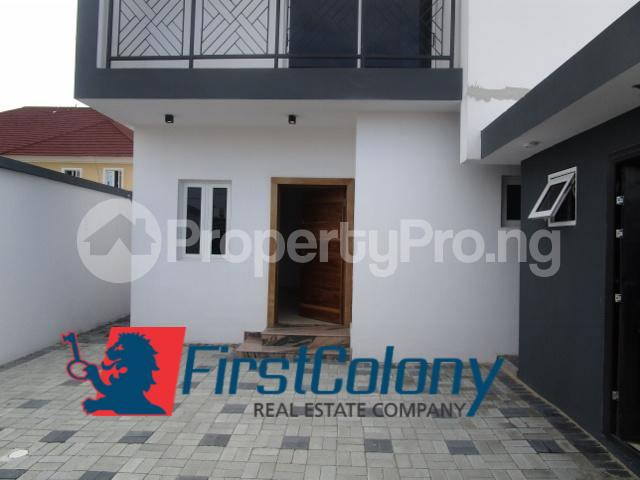 4 bedroom Semi Detached Duplex House for sale Close to Friends' Colony Estate, Ajiran Agungi Lekki Lagos - 2