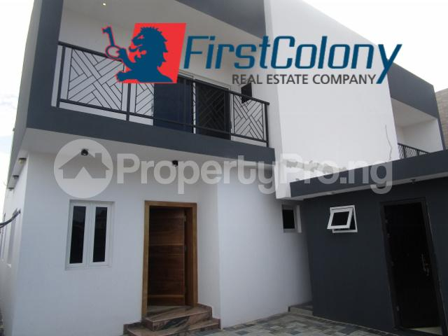 4 bedroom Semi Detached Duplex House for sale Close to Friends' Colony Estate, Ajiran Agungi Lekki Lagos - 3