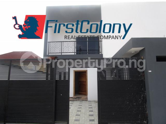 4 bedroom Semi Detached Duplex House for sale Close to Friends' Colony Estate, Ajiran Agungi Lekki Lagos - 1