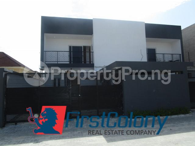 4 bedroom Semi Detached Duplex House for sale Close to Friends' Colony Estate, Ajiran Agungi Lekki Lagos - 0