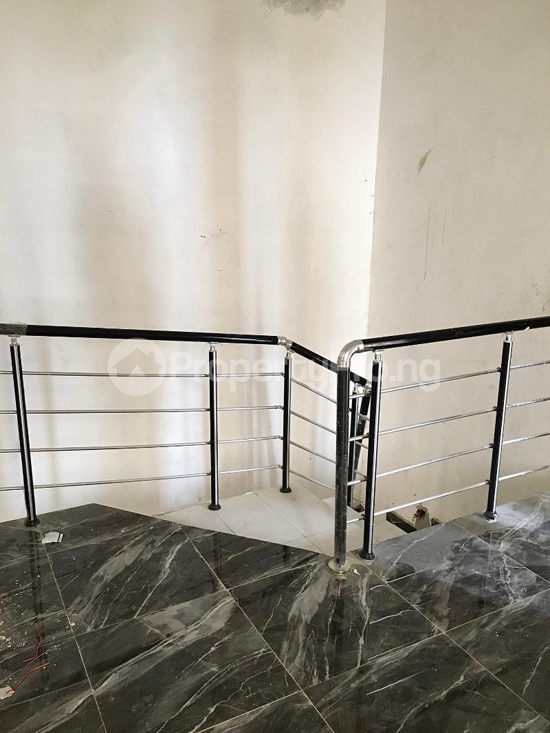 4 bedroom Semi Detached Duplex House for sale Conservation Centre, 2nd Toll Gate chevron Lekki Lagos - 5