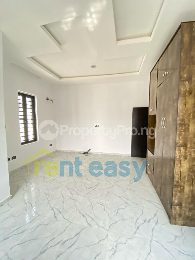 4 bedroom Semi Detached Duplex House for rent Ikota Lekki Lagos - 9