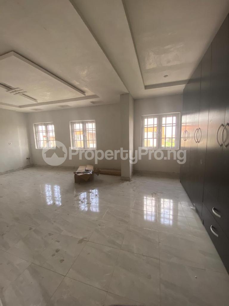4 bedroom Semi Detached Duplex for rent Osapa Osapa london Lekki Lagos - 2