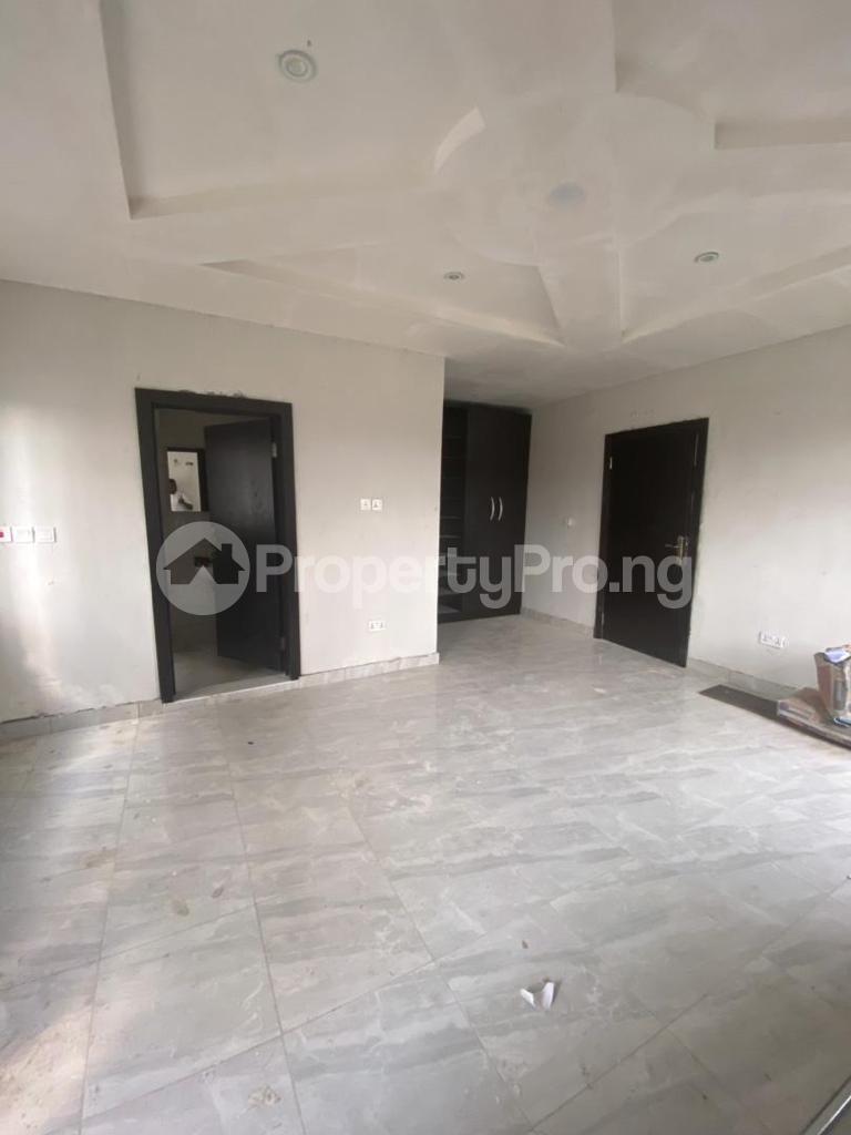 4 bedroom Semi Detached Duplex for rent Osapa Osapa london Lekki Lagos - 24