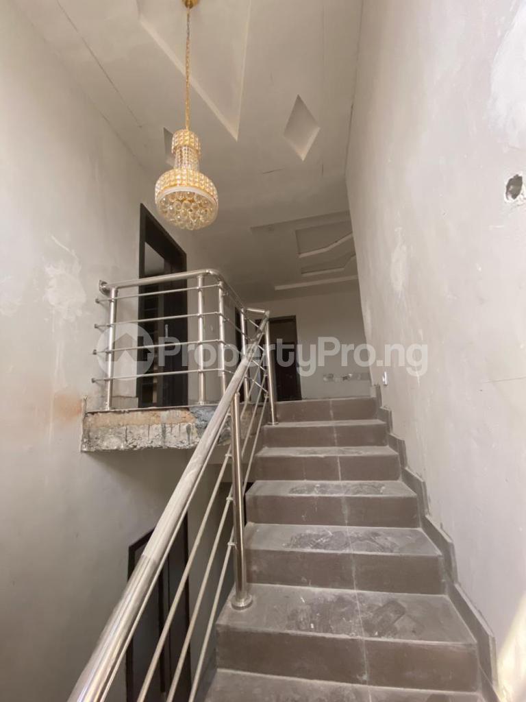 4 bedroom Semi Detached Duplex for rent Osapa Osapa london Lekki Lagos - 5