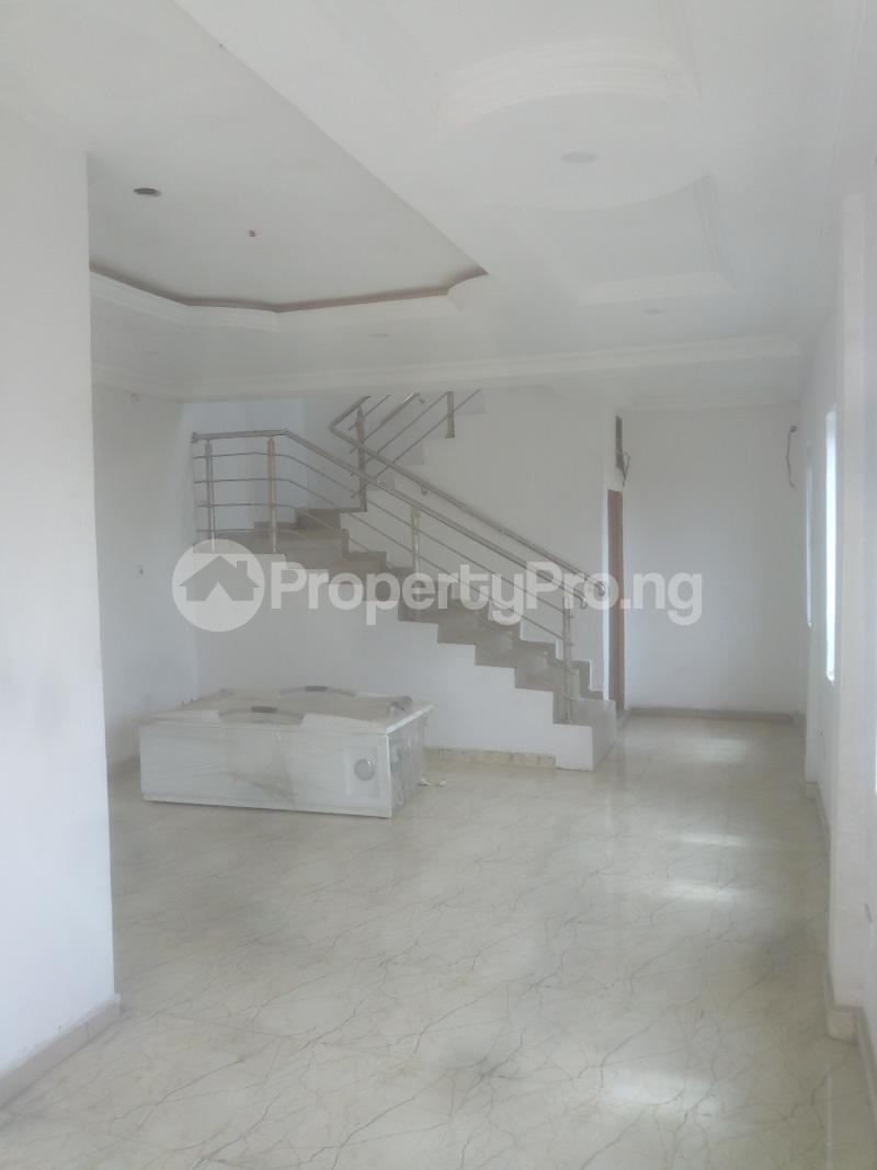 4 bedroom House for rent Canal View Estate By Jakande Bucknor Isolo Lagos - 4