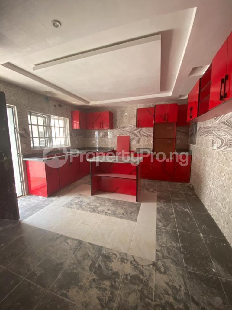 4 bedroom Semi Detached Duplex for rent Osapa Osapa london Lekki Lagos - 7