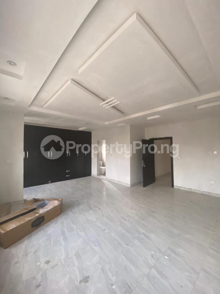 4 bedroom Semi Detached Duplex for rent Osapa Osapa london Lekki Lagos - 15