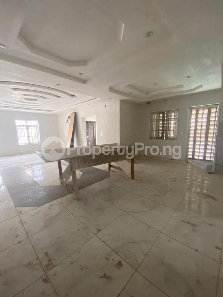 4 bedroom Semi Detached Duplex for rent Osapa Osapa london Lekki Lagos - 1