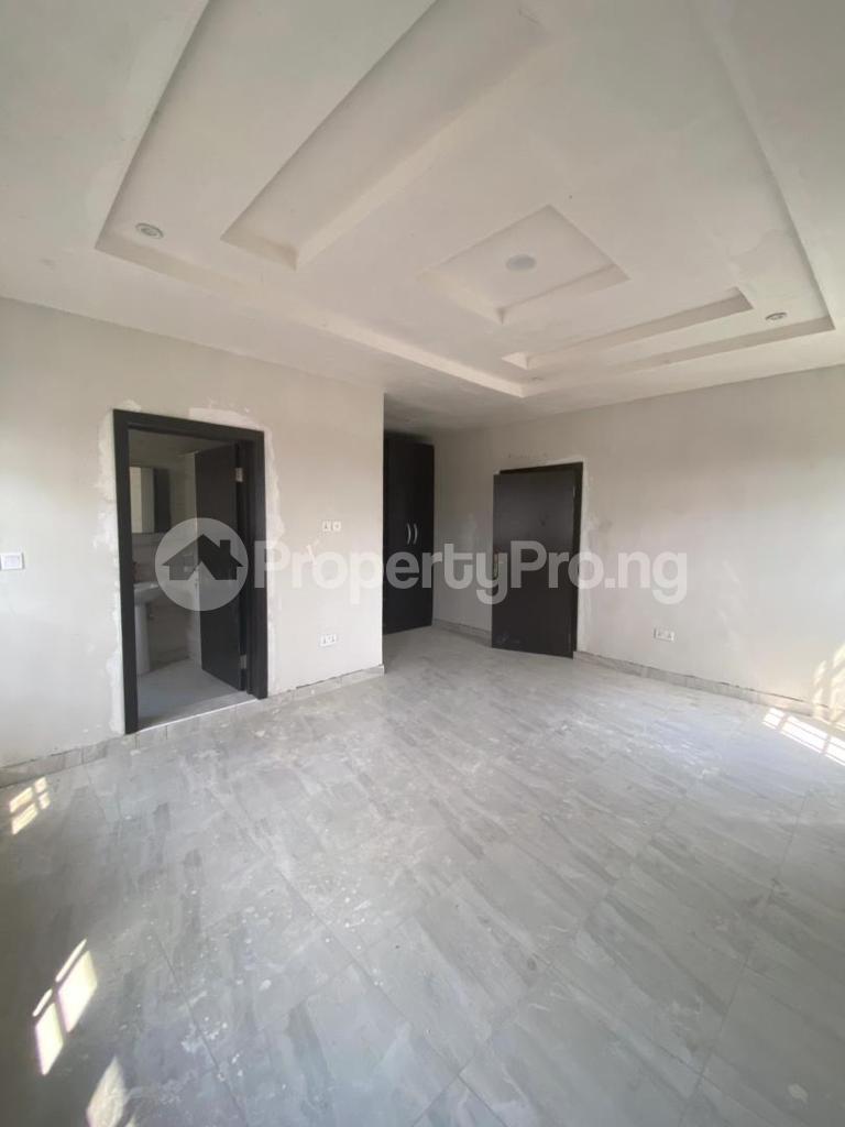 4 bedroom Semi Detached Duplex for rent Osapa Osapa london Lekki Lagos - 21