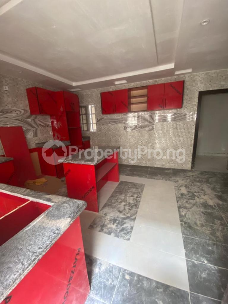 4 bedroom Semi Detached Duplex for rent Osapa Osapa london Lekki Lagos - 10