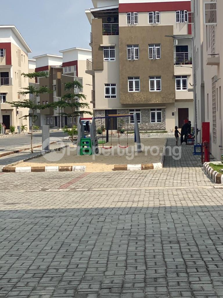 4 bedroom Semi Detached Duplex for rent Osapa Osapa london Lekki Lagos - 8