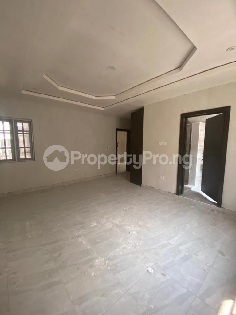 4 bedroom Semi Detached Duplex for rent Osapa Osapa london Lekki Lagos - 23