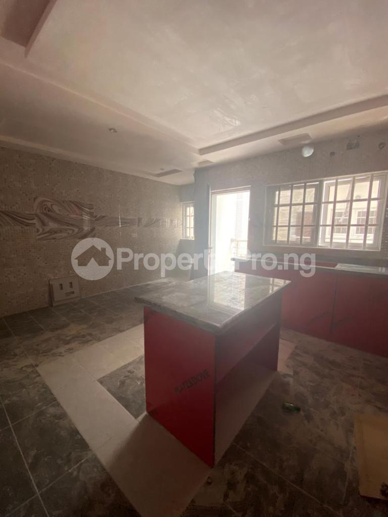 4 bedroom Semi Detached Duplex for rent Osapa Osapa london Lekki Lagos - 28