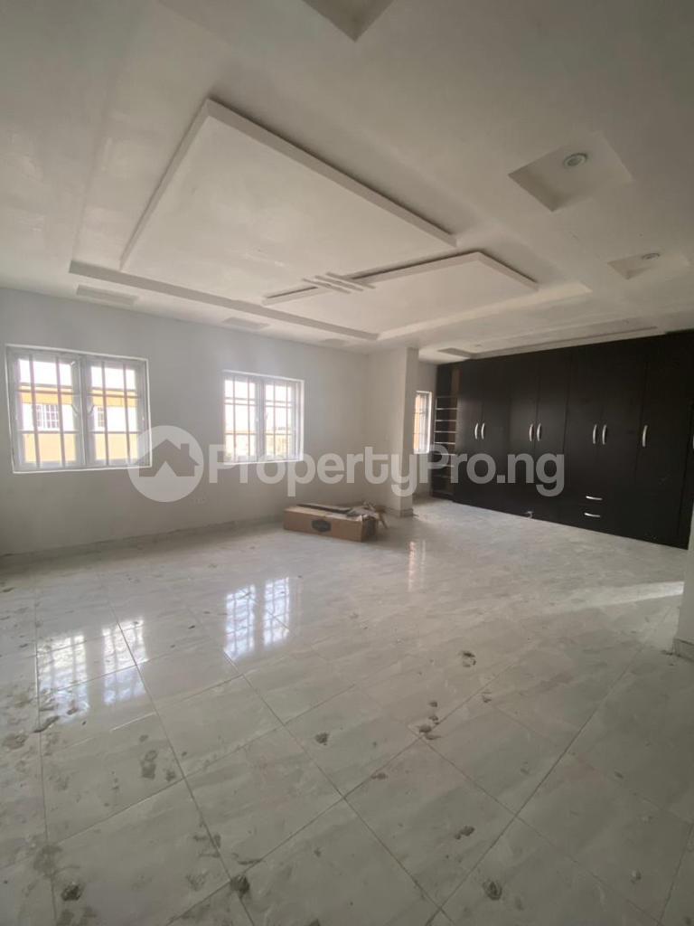 4 bedroom Semi Detached Duplex for rent Osapa Osapa london Lekki Lagos - 27