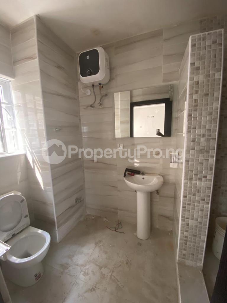 4 bedroom Semi Detached Duplex for rent Osapa Osapa london Lekki Lagos - 19