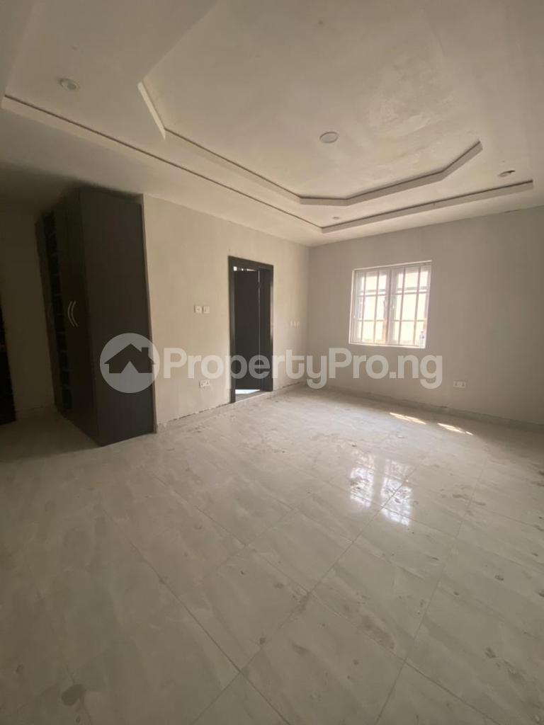 4 bedroom Semi Detached Duplex for rent Osapa Osapa london Lekki Lagos - 22