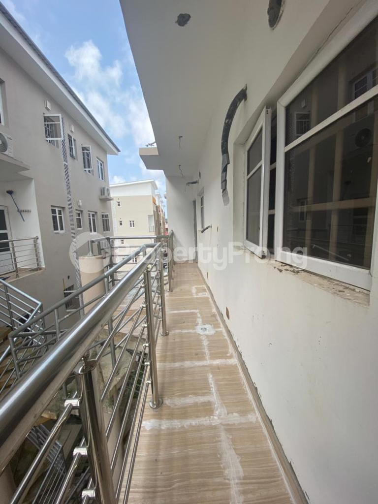 4 bedroom Semi Detached Duplex for rent Osapa Osapa london Lekki Lagos - 0