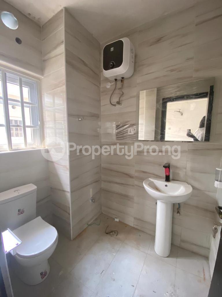 4 bedroom Semi Detached Duplex for rent Osapa Osapa london Lekki Lagos - 12