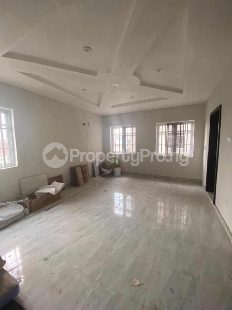 4 bedroom Semi Detached Duplex for rent Osapa Osapa london Lekki Lagos - 18